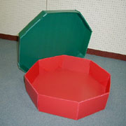Storage box for Christmas ornaments (L) (SL-9801-NN) (Коробка для хранения, для рождественских украшений (L) (SL-9801-NN))