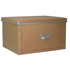 Storage box with cover (cardboard) (SL-AP07-ICL)