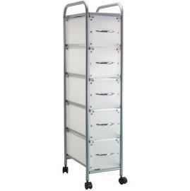 6 Tier storage trolley with 6 PP drawers (SL-IA15-ISL) (6 ярусного хранения тележки с ящиками 6 PP (SL-IA15-ISL))