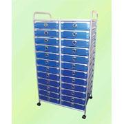 Storage trolley with 24 PP drawers (SL-IA28-ISL) (Хранение тележки с ящиками 24 ПП (SL-IA28-ISL))
