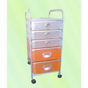 Storage trolley with 3 small & 2 large drawers (SL-IA29-ISL) (Хранение тележка с 3 малыми & 2 больших ящиков (SL-IA29-ISL))