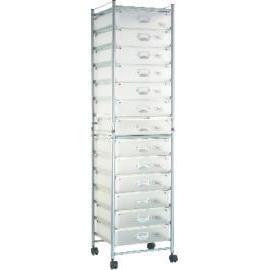 13 Tier storage trolley with 13 PP drawers (SL-IA39-ISL) (13 ярусного хранения тележки с ящиками 13 ПП (SL-IA39-ISL))