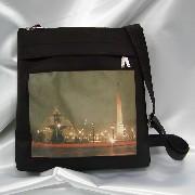 Fashion Bag (with Silk-cloth in special printing) (Мода сумка (с Шелковой тканью в специальной печати))