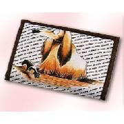 Silk Card Holder (in special printing) (Шелковый Держатель карты (в специальной печати))