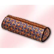 Pencil bag (with silk cloth in special printing) (Сумка карандаша (с шелковой тканью в специальной печати))