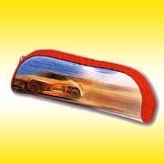 Silk Pencil-Beutel (mit Seidentuch in besonderen Druck) (Silk Pencil-Beutel (mit Seidentuch in besonderen Druck))