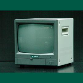 B / W CCTV MONITOR, 09 INCH (Ч / Б CCTV MONITOR, 09 INCH)