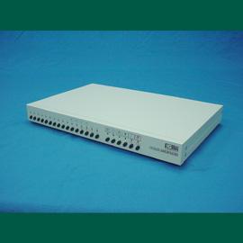 COLOR MULTIPLEXER, 16 CHANNEL, DUPLEX (COLOR мультиплексор, 16 каналов, DUPLEX)