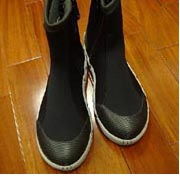 neoprene boots (Сапоги из неопрена)