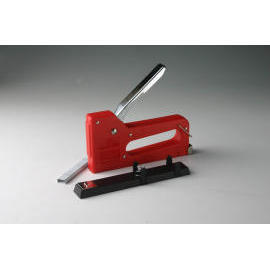 Mini-Hand Tacker & Stapler