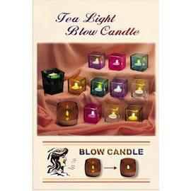 Tea Light Blow Candle (Чай легким ударом свеча)