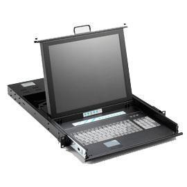 Industrial KVM Drawer (Industrie-KVM-Einschub)