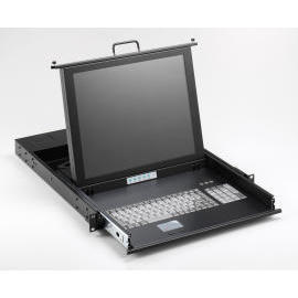 USB Keyboard/Mouse Industrial KVM Drawer (USB клавиатура / мышь Промышленный KVM Drawer)