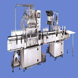Bottling System Capping Machine (Система розлива Укупорочные машины)
