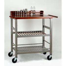 Noble Serving Cart