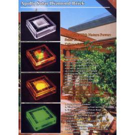 Apolo Solar Diamond Brick (Аполо Солнечной Diamond Кирпичный)
