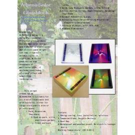 Athena Solar Glassblock (Афины Солнечной Glassblock)