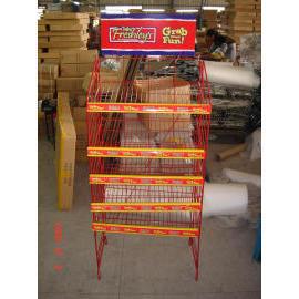 Store fixture &display rack (Магазин арматуре & Display R k)