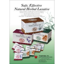 An Bao Herbal Laxative Tea