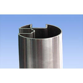 STAINLESS STEEL 90DEG DOUBLE SLOT TUBE (НЕРЖАВЕЮЩАЯ СТАЛЬ 90deg Double Slot TUBE)