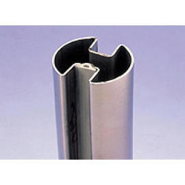 STAINLESS STEEL 180DEG DOUBLE SLOT TUBE (НЕРЖАВЕЮЩАЯ СТАЛЬ 180DEG Double Slot TUBE)