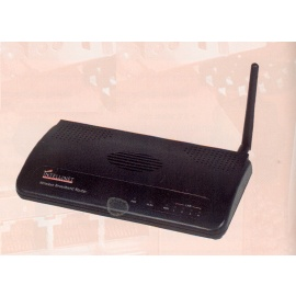B+Wireless Router with 4 Port Switch (B + беспроводной маршрутизатор с 4 портовым коммутатором)