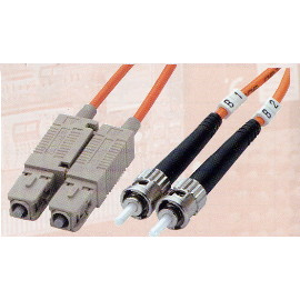 SC / ST Fiber Optic Patch Cable