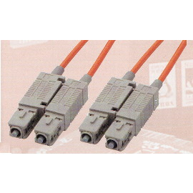 SC / SC Fiber Optic Patch Cable