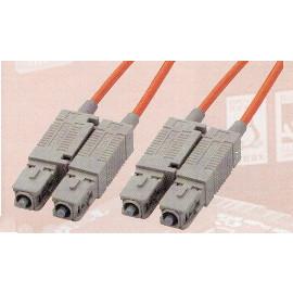 SC / SC Fiber Optic Patch Cable