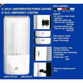 Uninterrupted-Power Lighting (Источник бесперебойного системы освещения)