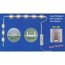 Linear lighting (Линейные освещение)