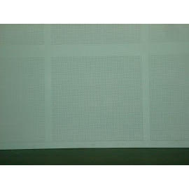 Acoustic Microperforated (3x3mm sq. hole) Gypsum Sheet