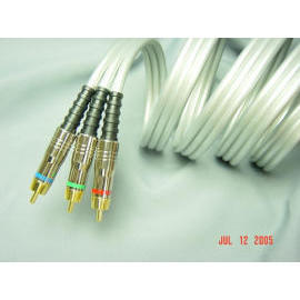 75OHM RGB CABLE, FOR DIGITAL TV