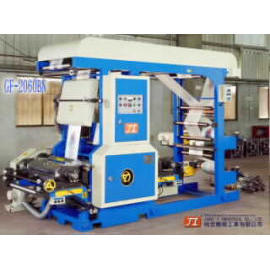 1-6 COLORS FLEXO, FLEXOGRAPHIC STACK TYPE PRINTING MACHINE, PRINTING PRESS, JAND (1-6 ЦВЕТА флексо, флексографская диффузоры типа PRINTING MACHINE, типография, JAND)