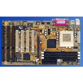 Intel 440BX Pentium III Celeron System Board