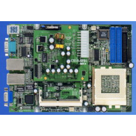 Intel 815E Socket 370 System Board (Intel 815E Socket 370 Системная плата)