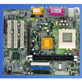INTEL 815E B-STEP SOCKET 370 SYSTEM BOARD (Intel 815E B-STEP Socket 370 SYSTEM BOARD)
