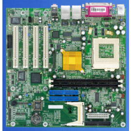 Intel 815E B-steo Socket 370 System Board (Intel 815E B-Steo Socket 370 Системная плата)