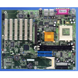 Intel 815E B-step Socket 370 System Board (Intel 815E B-Step Socket 370 Системная плата)