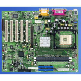 INTEL 845 Socket 478 DDR Supported System Board (Intel 845 Socket 478 DDR en charge de la carte système)