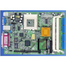 Intel 815E Socket 370 System 1U Board (Intel 815E Sockel 370 System 1U Board)