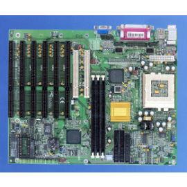 Intel 440BX Pentium III Celeron System Board (Intel 440BX Pentium III Celeron Системная плата)