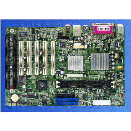 VIA VT 8606 TWISTERT ATX SYSTEM BOARD (VIA VT 8606 TWISTERT Системная плата ATX)