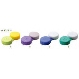 Color-Matching Contact Lens Case (Сопоставления цвета контактных линз дело)