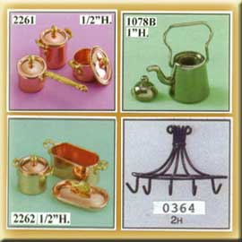 Dollhouse Miniature Kitchen Accessories (Dollhouse Miniature Kitchen Accessories)