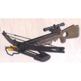 Wooden Color Crossbow