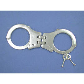 Stainless Hinged Handcuffs