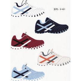 shoes and semi manufactures shoes (обувь и полуприцепов производства обуви)