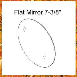 Flat(Concave) Mirror (Квартира (вогнутой) Зеркало)