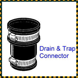 ThermoPlastic Drain & Trap Connector (Термопластичные Drain & Trap Connector)